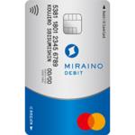 住信SBIネット銀行ミライノ デビット(Mastercard)